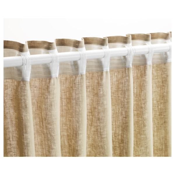 KRONILL traka za nabiranje bijela 310 cm 8.5 cm