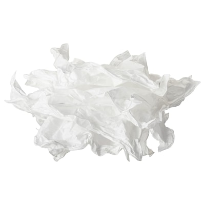 KRUSNING Sjenilo za visilicu, bijela, 43 cm