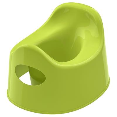 LILLA Dječja kahlica, zelena