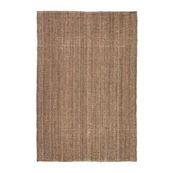 LOHALS, tepih, ravno tkanje, 160x230 cm, prirodna boja