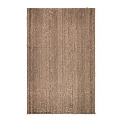 LOHALS, tepih, ravno tkanje, 200x300 cm, prirodna boja