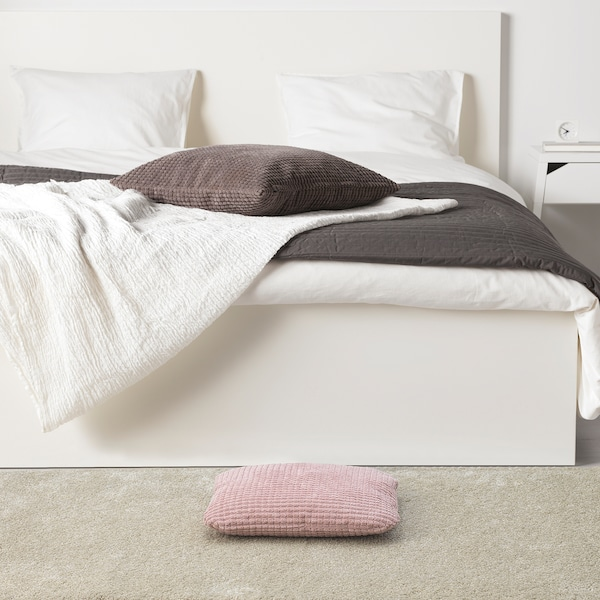 LURVIG Ukrasni jastuk, roza, 33x38 cm