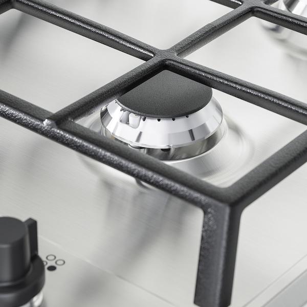 MATMÄSSIG plinsko kuhalište nehrđajući čelik 59.5 cm 51.0 cm 9.4 cm 110.0 cm 9.90 kg