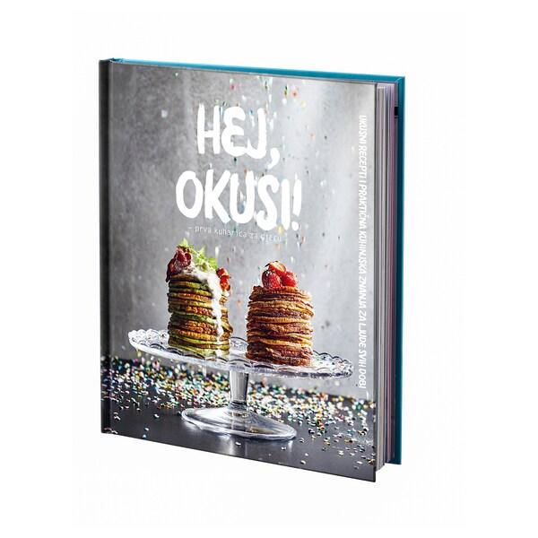 MATVRÅ Knjiga, BOK OKUSI!