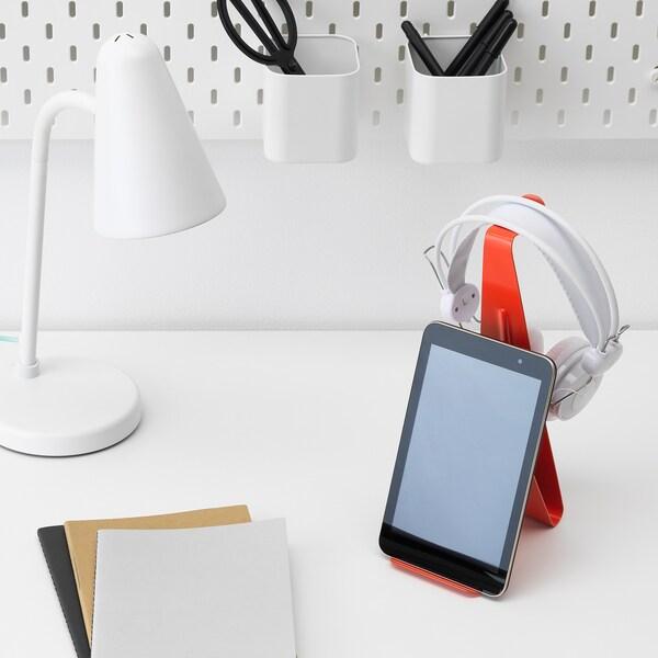 MÖJLIGHET Stalak za slušalice/tablet, crvena