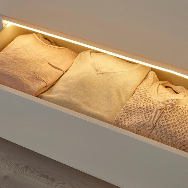 MYRVARV LED rasvjetna traka, fleks, prigušivo, 2 m
