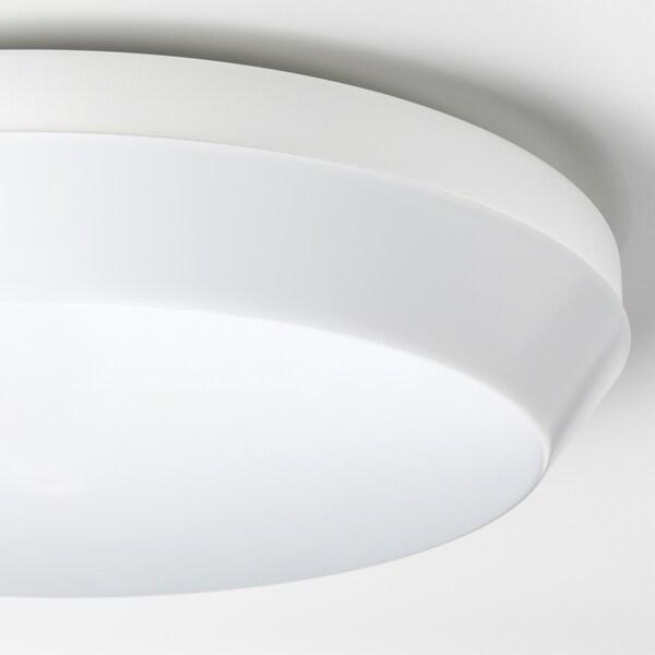 NÄVLINGE LED stropna lampa bijela 2700 kelvin 800 lm 6.5 cm 29 cm 11 W