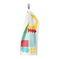 NIMMERN  ručnik za goste, 30x50 cm, višebojno