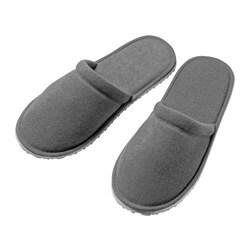 NJUTA  papuče, L/XL, siva