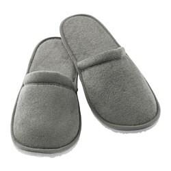 NJUTA papuče, S/M, siva