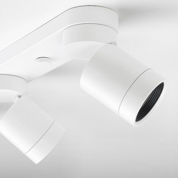 NYMÅNE 4 stropna reflektora bijela 34 W 73 cm 12 cm