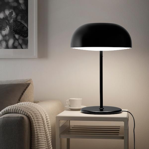 Nym 197 Ne Stolna Lampa Antracit Ikea