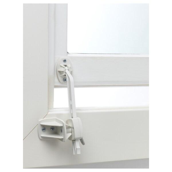 PATRULL dječja zaštita za prozor bijela 2 kom