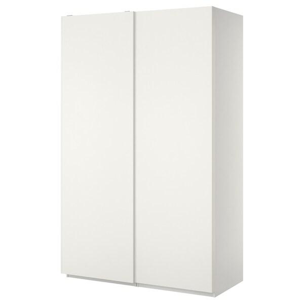 PAX Ormar, bijela/Hasvik bijela, 150x66x236 cm