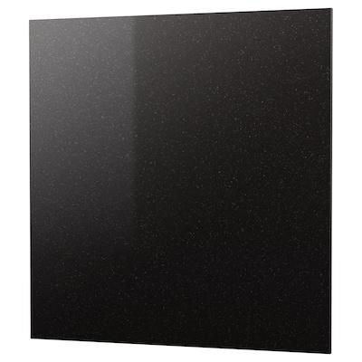 RÅHULT Zidna ploča po mjeri, antracit efekt kamena/kvarc, 1 m²x1.2 cm