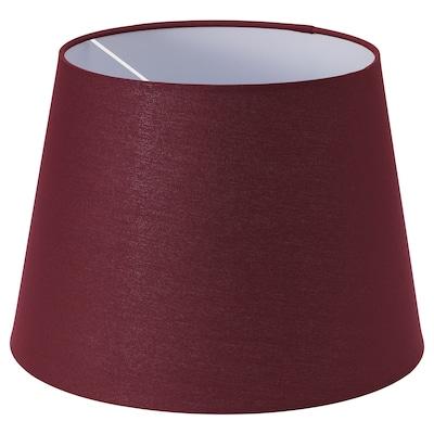 RYRA Sjenilo lampe, zagasito crvena, 44 cm