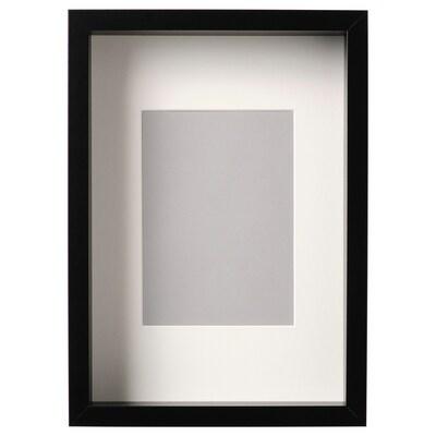 SANNAHED Okvir, crna, 21x30 cm