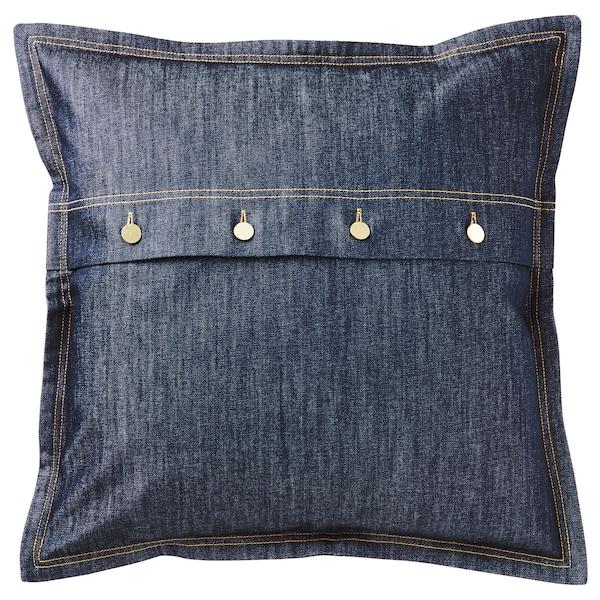 SISSIL Ukrasna jastučnica, plava, 50x50 cm