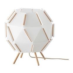 SJÖPENNA  stolna lampa, 28 cm