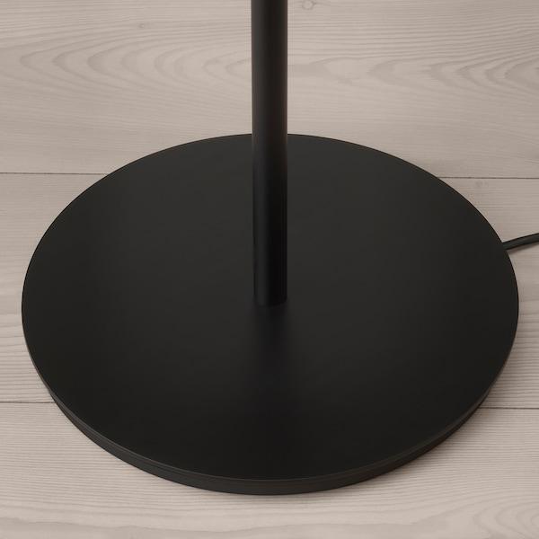 SKAFTET Osnova za podnu lampu, crna