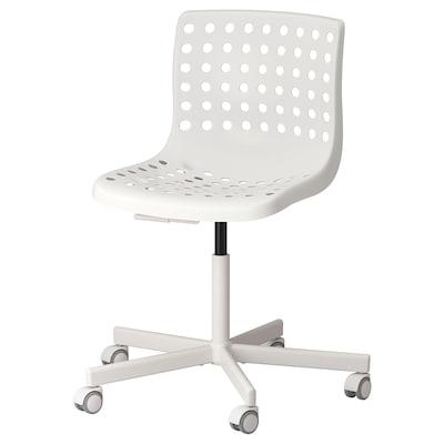 SKÅLBERG / SPORREN uredska stolica bijela 110 kg 71 cm 71 cm 90 cm 46 cm 40 cm 42 cm 54 cm