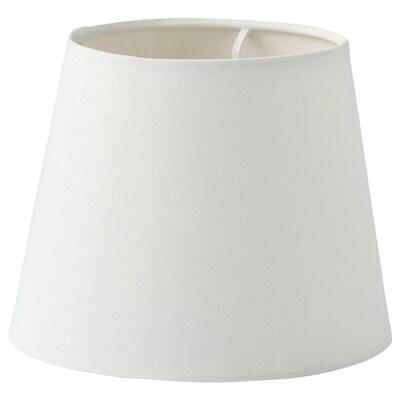 SKOTTORP Sjenilo lampe, bijela, 19 cm
