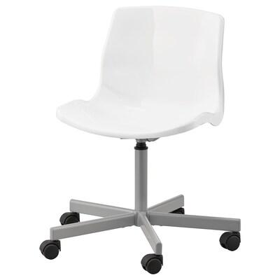 SNILLE uredska stolica bijela 110 kg 67 cm 67 cm 83 cm 45 cm 39 cm 39 cm 51 cm
