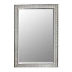 SONGE, ogledalo, 91x130 cm, srebrna