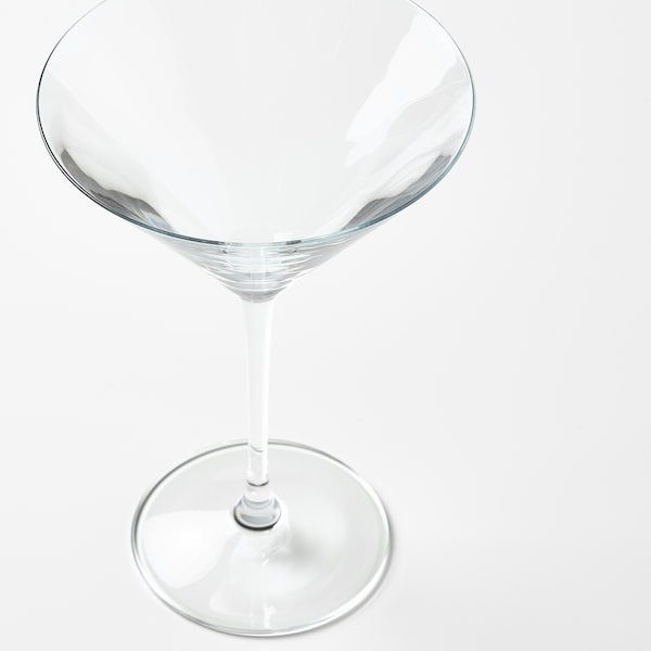 STORSINT Čaša,martini, prozirno staklo, 24 cl
