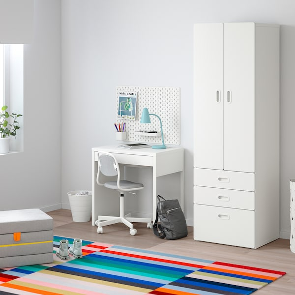 STUVA / FRITIDS ormar bijela/bijela 60 cm 50 cm 192 cm