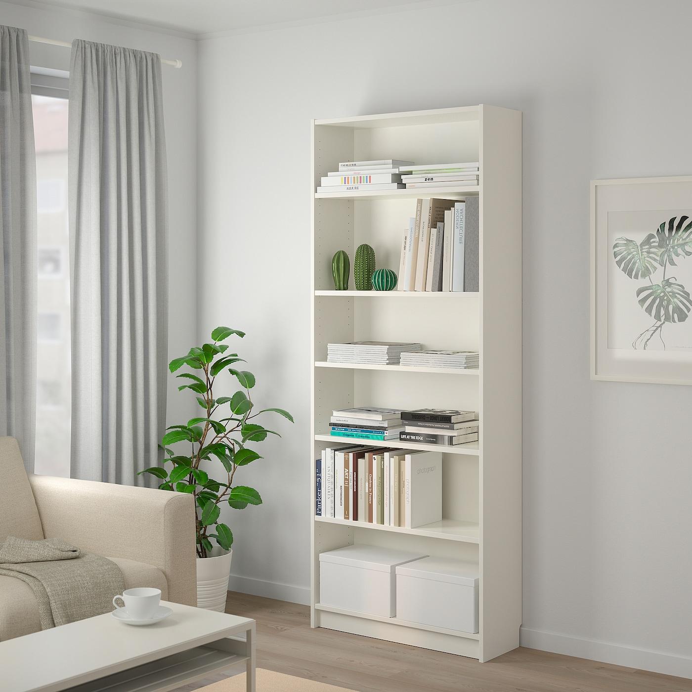 TJENA Kutija za odlaganje s poklopcem, bijela, 25x35x20 cm