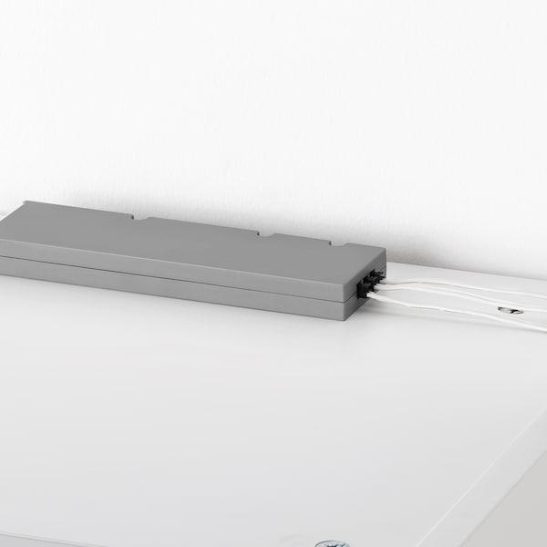TRÅDFRI Transformator za bežičn upravljanj, siva, 10 W