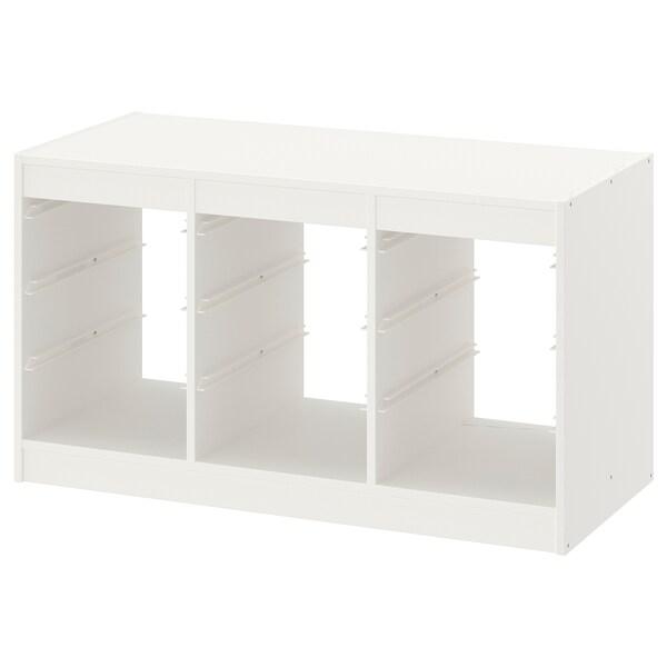 TROFAST Okvir, bijela, 99x44x56 cm