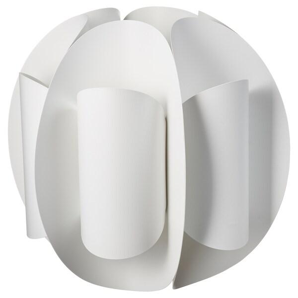 TRUBBNATE Sjenilo za visilicu, bijela, 38 cm