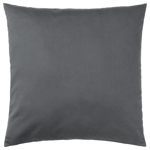 URSKOG Ukrasni jastuk, lav/siva, 50x50 cm