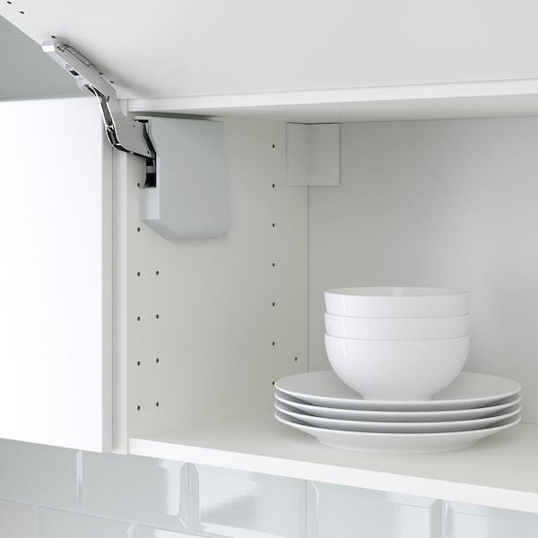 UTRUSTA Mala šarka za vodoravna vrata, bijela