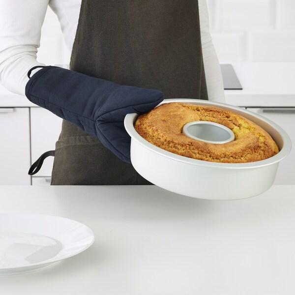 VILDKAPRIFOL kuhinjska rukavica plava 28 cm