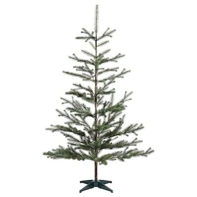 VINTER 2020 Umjetna biljka, u zatvorenom/na otvorenom/božićno drvce zelena, 170 cm