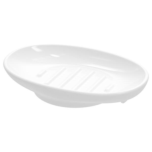 VOXNAN Posuda za sapun, keramička, 14x2 cm