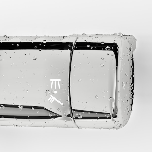 VOXNAN Set za tuš s termost miješalicom, kromirano