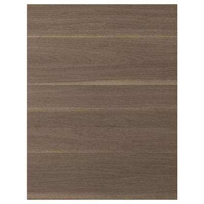 VOXTORP Pokrivna ploča, efekt oraha, 62x80 cm