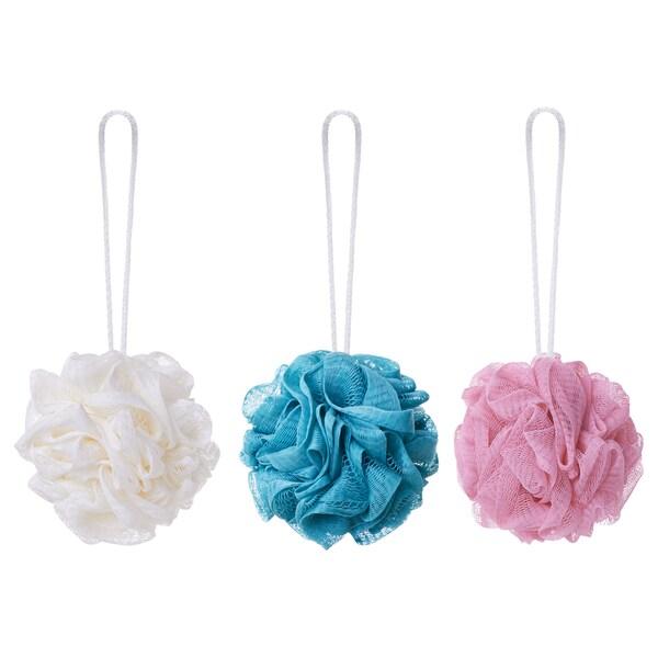 ÅBYÅN fürdőrózsa többszínű 3 darabos