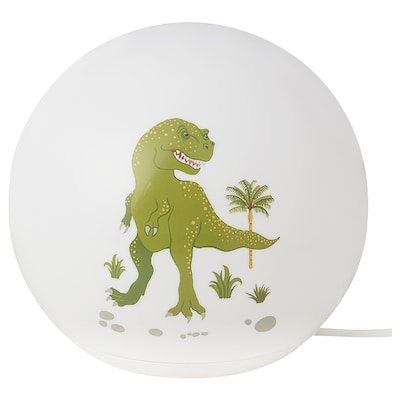 ÄNGARNA LED-es asztali lámpa, dinoszaurusz