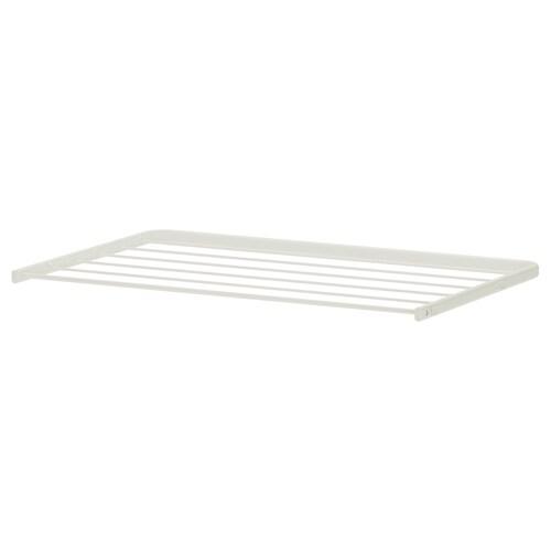 ALGOT szárító sín fehér 60 cm 38 cm