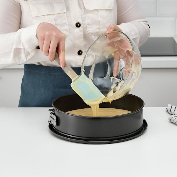 BAKGLAD Gumi spatula, bézs/kék, 26 cm