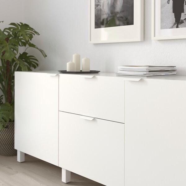 BILLSBRO Fogantyú, fehér, 120 mm