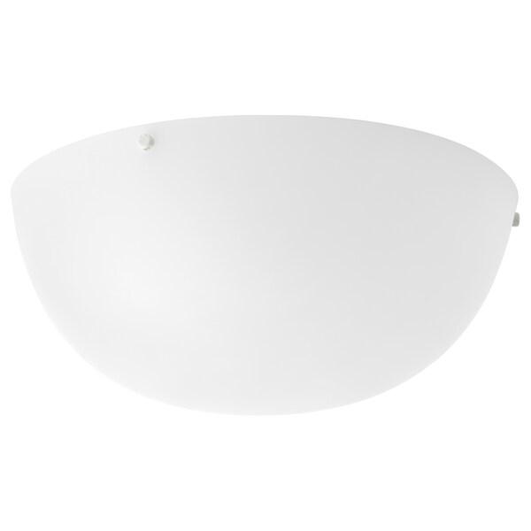 BJÄRESJÖ Mennyezeti lámpa, fehér, 30 cm