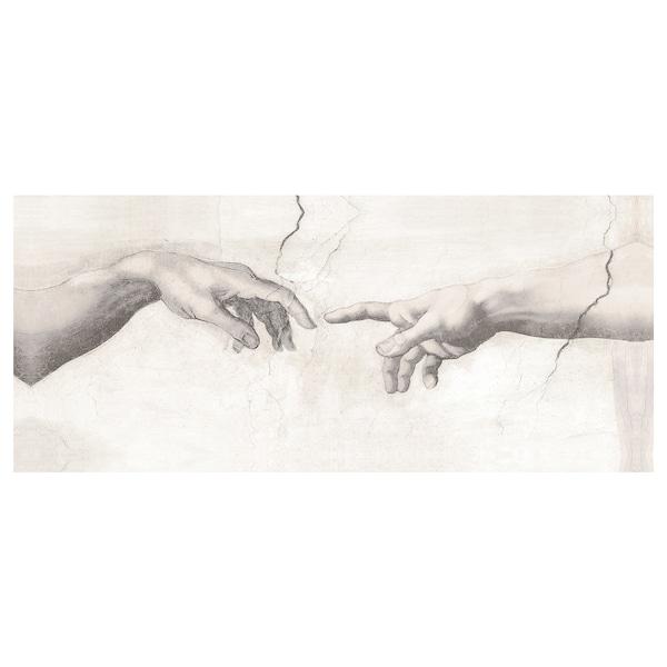 BJÖRKSTA Kép, Érintés, 140x56 cm