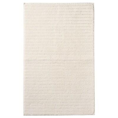 BRINASEN Fürdőszobaszőnyeg, fehér, 50x80 cm