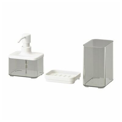 BROGRUND Fürdőszoba készl,3db